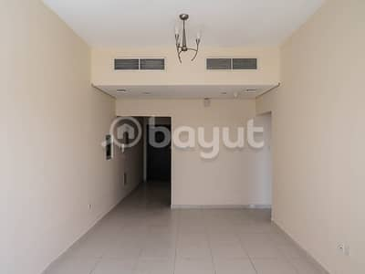 1 Bedroom Apartment for Rent in Emirates City, Ajman - Open view one bedroom apartment for rent at lilies tower 15000 yearly