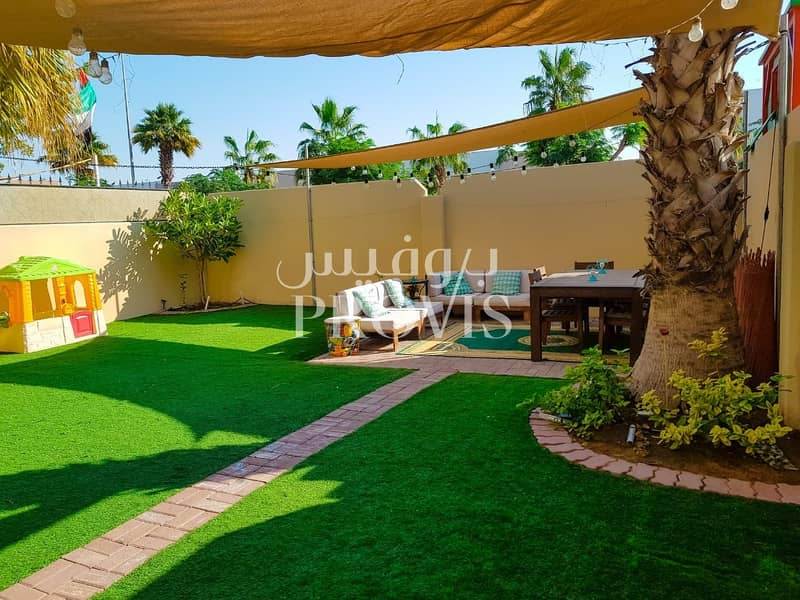 Ready to Move Anytime Fully Landscaped Private Garden