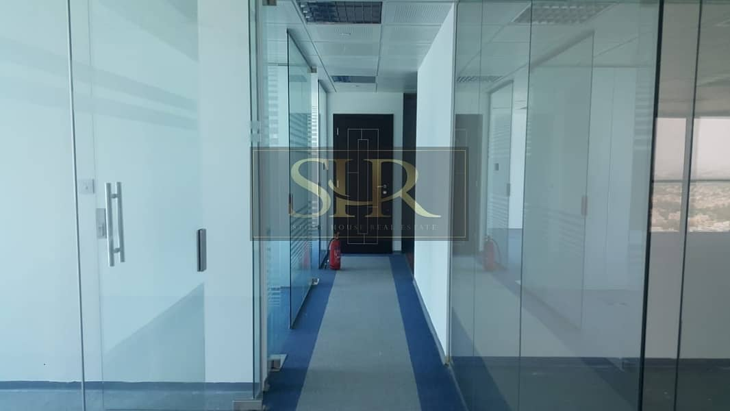 2 Fitted Office With Partitions Near Metro For Rent