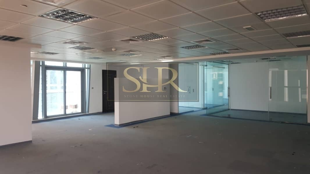 1 Fitted Office With Partitions Near Metro For Rent