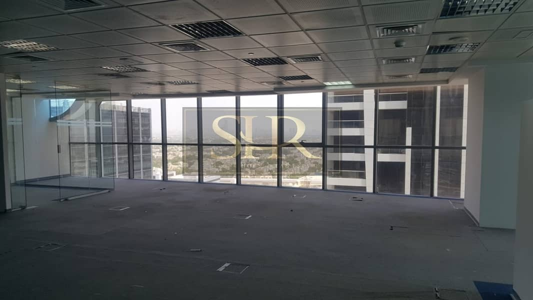 9 Fitted Office With Partitions Near Metro For Rent