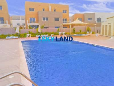 2 Bedroom Villa for Rent in Al Reef, Abu Dhabi - Stylish Villa in Great Location ! Flexible Payments
