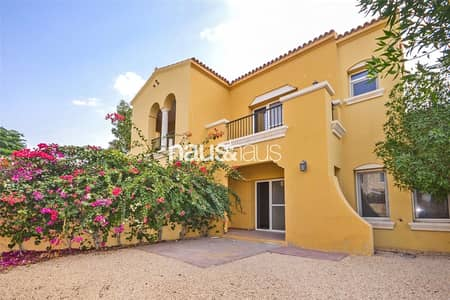 فیلا 2 غرفة نوم للايجار في المرابع العربية، دبي - Vacant | New to market| Good location | Landscaped
