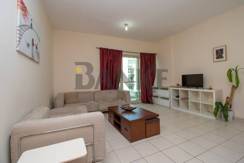 Vacant Well Maintained 1 Bedroom | Al Ghozlan