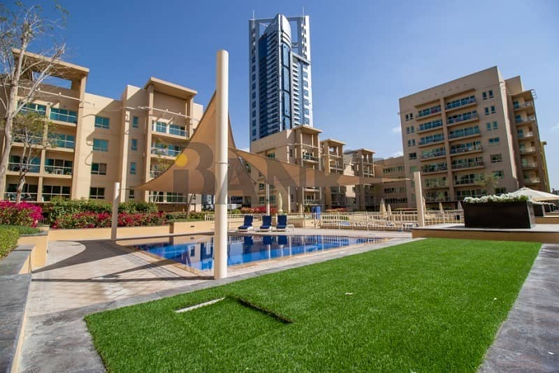 15 Vacant Well Maintained 1 Bedroom | Al Ghozlan