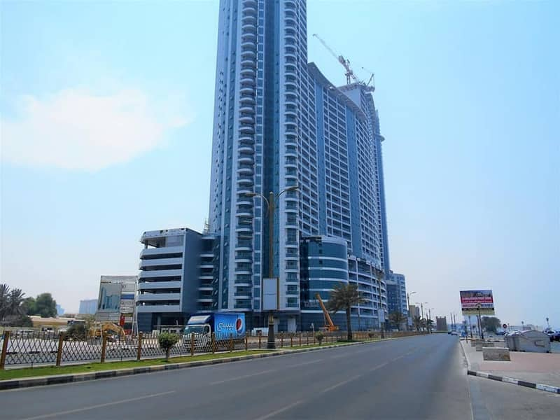 Own your apartment with more than 100k discounts in Ajman Corniche residence