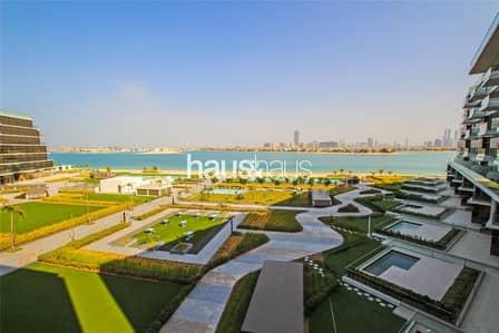 شقة 2 غرفة نوم للايجار في نخلة جميرا، دبي - Brand New | Stunning Views | Gym