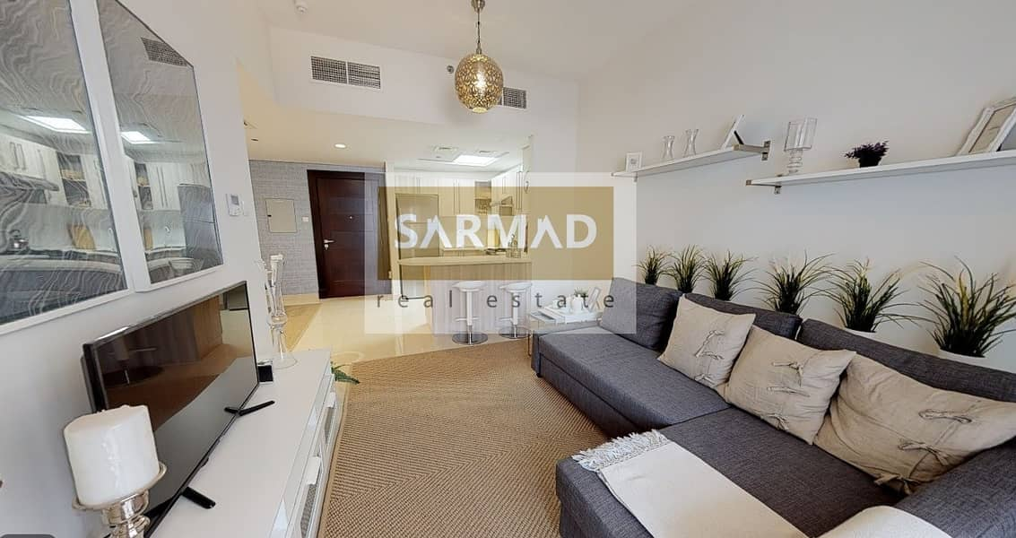 3 Bedroom Hall Apartment in 5750  Monthly Rent in Green Diamond Arjan