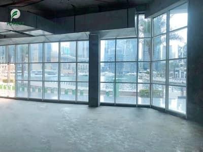 محل تجاري  للايجار في دبي مارينا، دبي - Spacious Shell and core Shop | Marina View