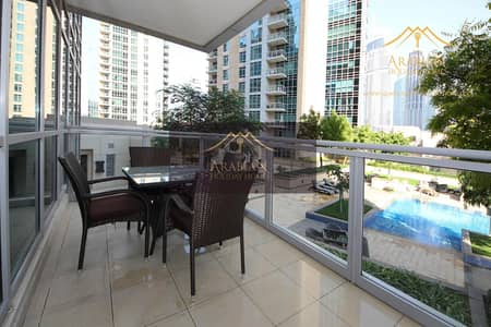 3 Bedroom Flat for Rent in Downtown Dubai, Dubai - Spacious Apartment with Amazing View