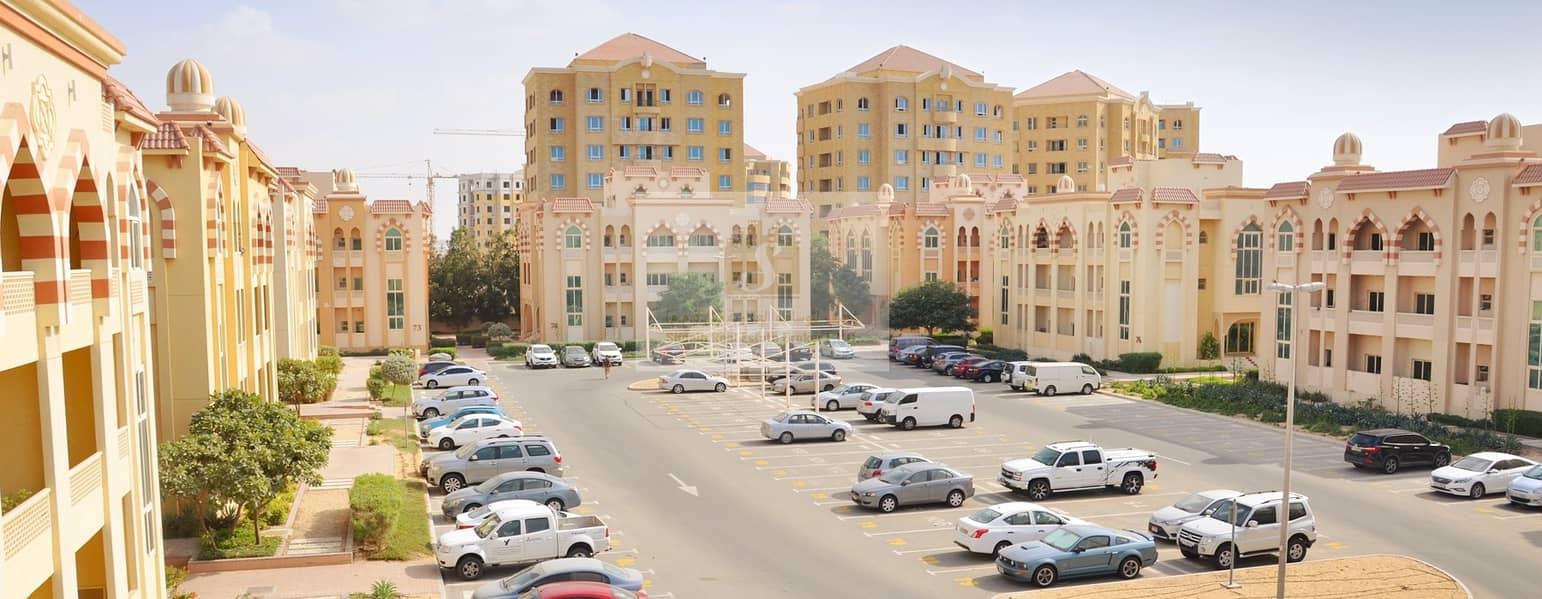 DUBAI INVESMENT  PARK  EWAN RESIDENCES  2 BHK