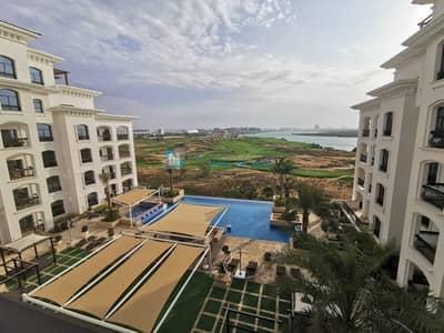 شقة 2 غرفة نوم للبيع في جزيرة ياس، أبوظبي - Full Sea  And Golf View at Amazing Price