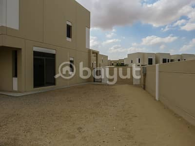 4 Bedroom Villa for Rent in Town Square, Dubai - Brand New 4Br. with a spacious garden