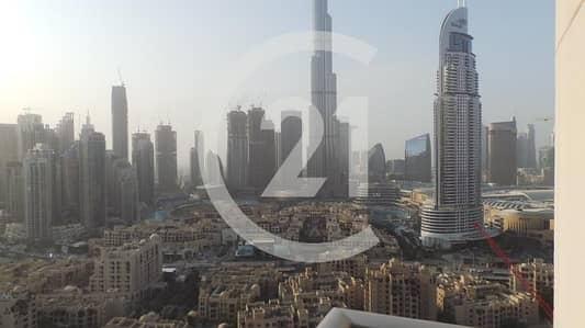 2 Bedroom Apartment for Sale in Downtown Dubai, Dubai - Amazing burj khalifa view | 2 Bedrooms | Downtown