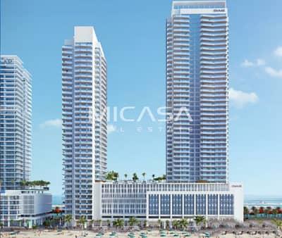 فلیٹ 1 غرفة نوم للبيع في دبي هاربور، دبي - Full Sea View || Resale || High Floor || Genuine !