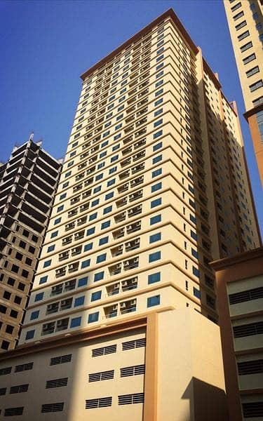 2 Bedroom Apartment for Rent in Emirates City, Ajman - FOR RENT! BIGGEST 2BHK IN LAKE TOWER C4