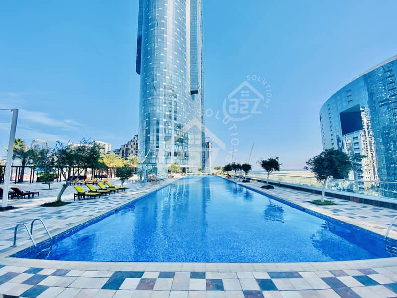 2 HOT DEAL!Sky Tower 2 BR Furnished Unit in Shams District!Al Reem Island