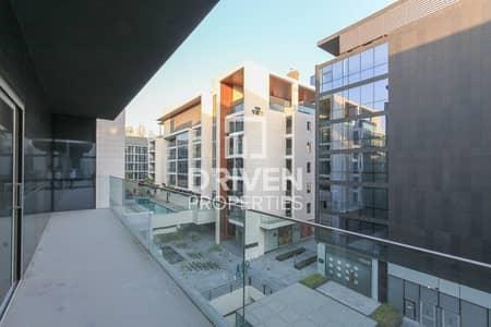شقة 2 غرفة نوم للبيع في جميرا، دبي -  corner 2bed +maids I Courtyard views