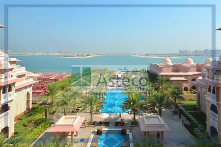 2 Bedroom Flat for Rent in Palm Jumeirah, Dubai - Exclusive Fully Furnished 2 BR | Full Sea View