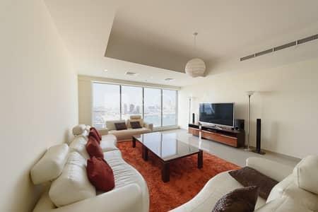 فلیٹ 3 غرف نوم للبيع في دبي مارينا، دبي - Fully Furnished | Maid's Room | Fantastic Views