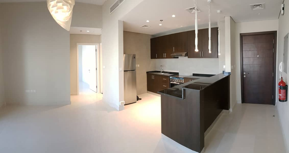 2 Luxurious Semi furnished 1 B/R for Rent in Dubai South