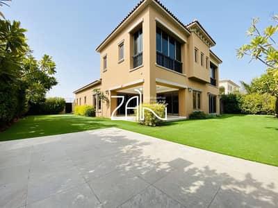 فیلا 4 غرف نوم للبيع في جزيرة السعديات، أبوظبي - Vacant! Modified 4 BR Villa with Spacious Garden