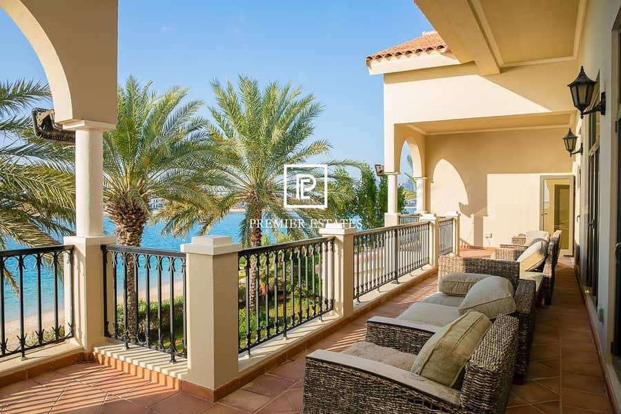 6 Bedroom Signature Villa|Sea Views|Semi furnished