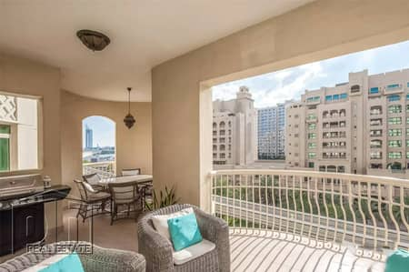 2 Bedroom Apartment for Sale in Palm Jumeirah, Dubai - Sunny Apartment | Park View  | Type F