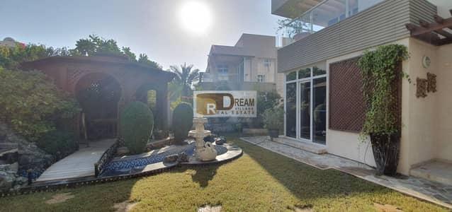 فیلا 5 غرف نوم للايجار في واحة دبي للسيليكون، دبي - Spacious Villa|4BR|Semi Furnished|Luxury Garden
