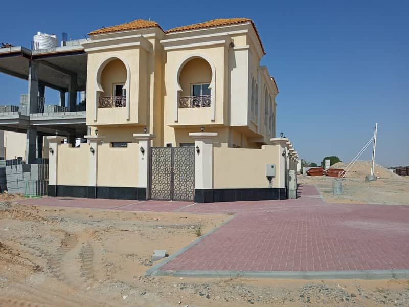 Pay a monthly premium and own a villa in Ajman