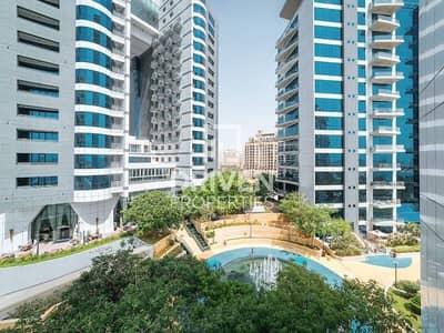 شقة 3 غرف نوم للايجار في نخلة جميرا، دبي - Bright 3 Bedroom Unit   Partial Sea View