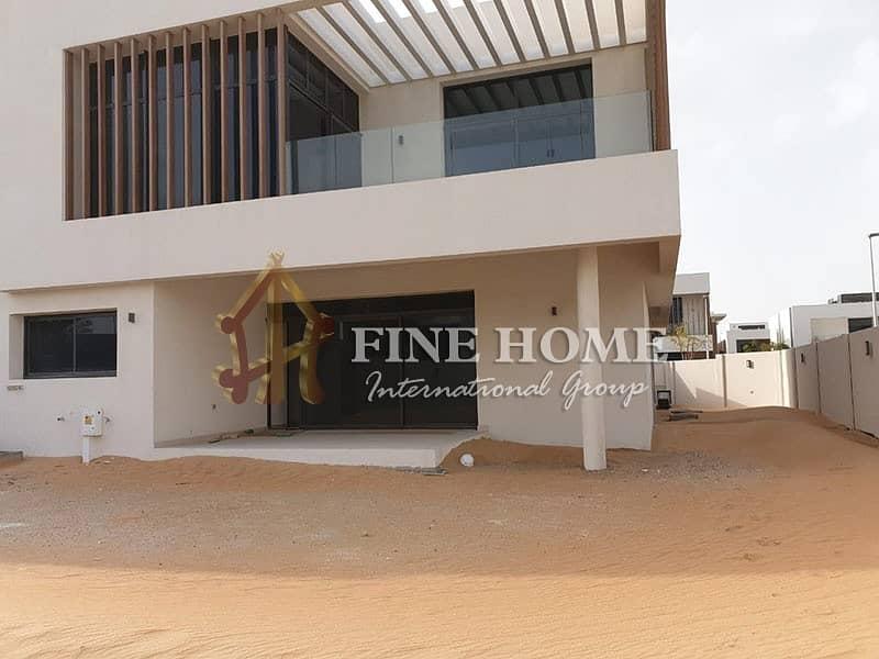 2 Brand New Single Row Villa so close to Sea