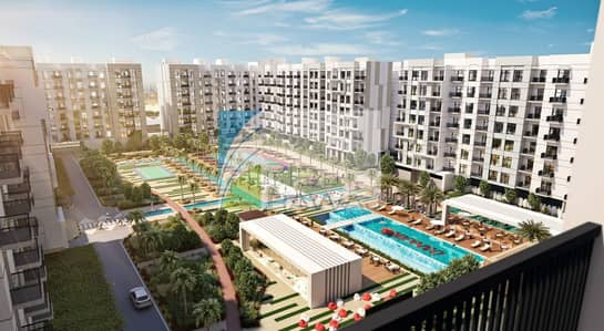 2 Bedroom Flat for Sale in International City, Dubai - 5 years Post Handover Payment plan Monthly installments  1 year to completion l 2 BHK l No Commission