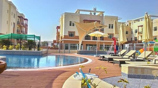 1 Bedroom Apartment for Rent in Al Ghadeer, Abu Dhabi - CHILLER  FREE 1 BHK ONLY 38K IN 4CH