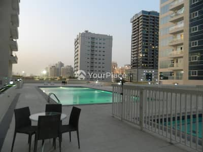 Studio for Sale in Dubai Sports City, Dubai - 7% net ROI - Studio in a Good Building