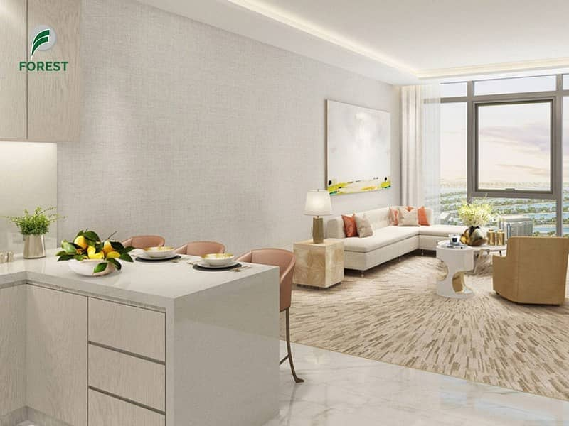 Sea Views|Middle Floor|Completion Date Q4 2020
