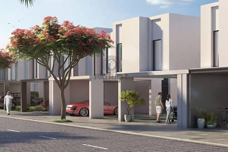 3 Bedroom Townhouse for Sale in The Valley, Dubai - AMAZING LUXURIOUS FREEHOLD TOWNHOUSES AT DUBAILAND BY EMAAR