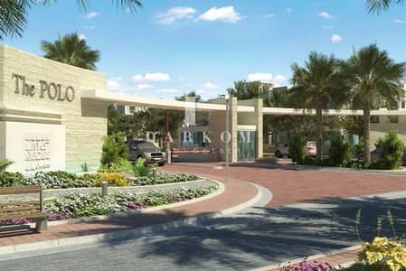 4 BR + Maid Townhouse in Polo Meydan