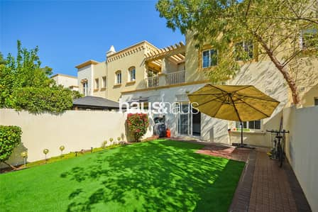 2 Bedroom Villa for Rent in The Springs, Dubai - Type 4M | Well Maintained | Great Landlord