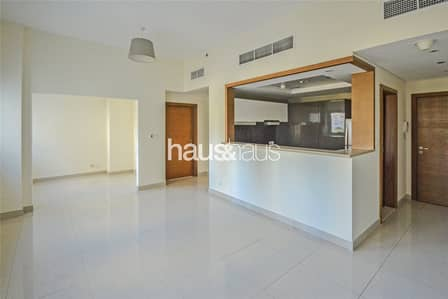 1 Bedroom Flat for Rent in Downtown Dubai, Dubai - Study | Great Condition | Kitchen Appliances