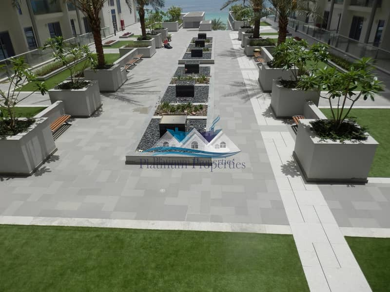 2 Super one bed Pacific with sea &  community view