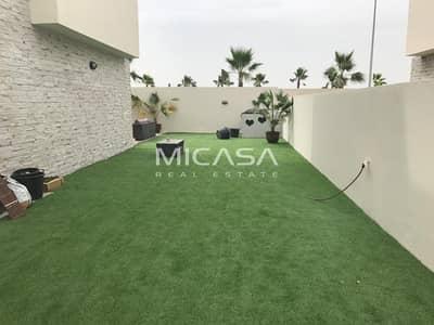 3 Bedroom Villa for Rent in DAMAC Hills (Akoya by DAMAC), Dubai - Private || Landscaped || Single row TH-K Villa.