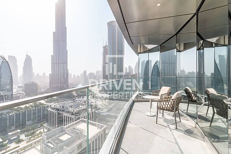 Tower 2 Brand New 3 Bed Fully Furnished