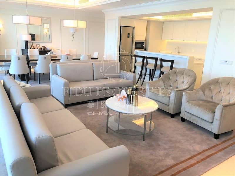 Best Deal Address BLVD | Fully Furnished 4 Bedroom