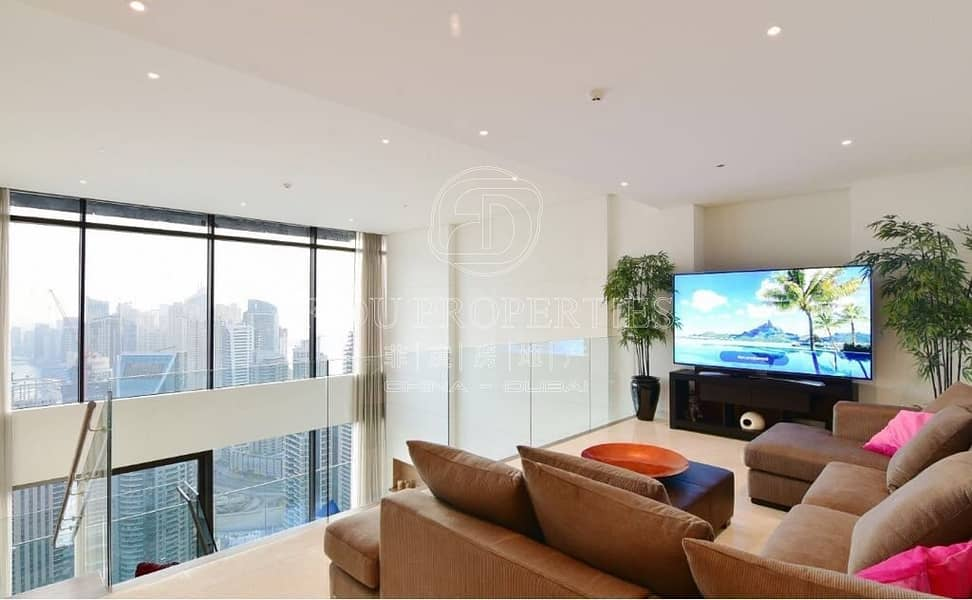 Brand New | Luxury Furnished | Penthouse