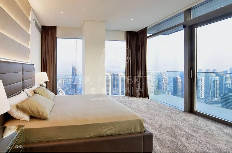15 Brand New | Luxury Furnished | Penthouse