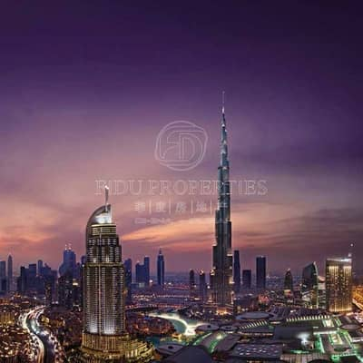 1 Bedroom Flat for Sale in Downtown Dubai, Dubai - Genuine Listing | Middle Floor | Downtown View