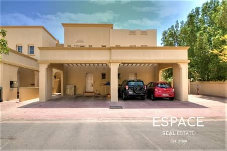 2 Bedroom Villa for Sale in The Springs, Dubai - Vacant On Transfer | 4M | Single Row