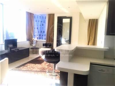 شقة 2 غرفة نوم للايجار في مركز دبي المالي العالمي، دبي - Furniture by Fendi|Vacant 2 Bedroom|High Floor