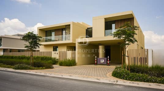Direct ON the Golf Course | Corner Villa | B2